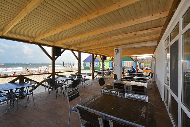 Затока база отдыха Автомобилист Первая линия Своё кафе прямо на берегу моря
